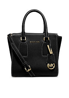 MICHAEL Michael Kors Selby Medium Top Zip Messenger Crossbody