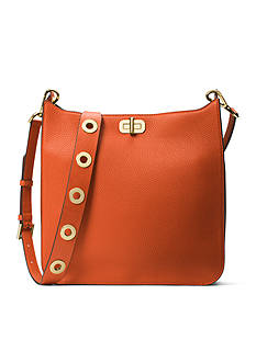MICHAEL Michael Kors Sullivan Large Leather Messenger Bag