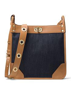 MICHAEL Michael Kors Sullivan Large North South Messenger Bag