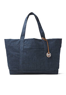 MICHAEL Michael Kors Denim Item Xl Tote