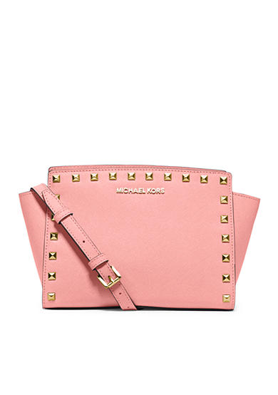 MICHAEL Michael Kors Selma Studded Medium Crossbody Bag
