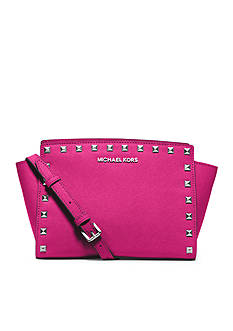 MICHAEL Michael Kors Selma Studded Medium Crossbody