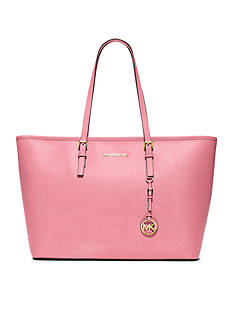 MICHAEL Michael Kors Jet Set Travel Medium Saffiano Tote Bag
