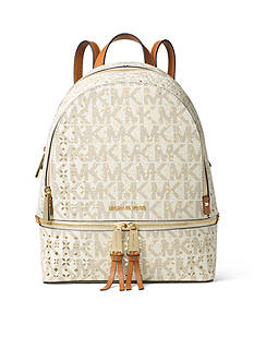 MICHAEL Michael Kors MICHAEL Michael Kors Rhea Medium Logo Backpack