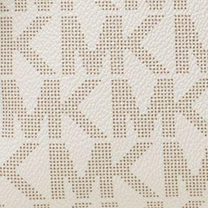 Satchel: Vanilla MICHAEL Michael Kors Kirby Large Leather Satchel