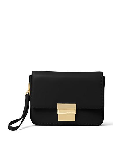 MICHAEL Michael Kors Madelyn Small Leather Clutch