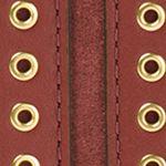 Purple Wallets: Brick MICHAEL Michael Kors Brooklyn Grommet Large Wristlet