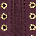Purple Wallets: Plum MICHAEL Michael Kors Brooklyn Grommet Large Wristlet