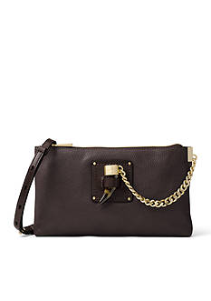 MICHAEL Michael Kors James Large Leather Clutch