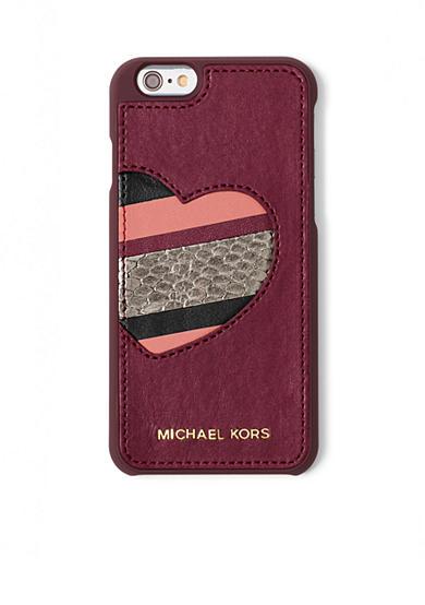 michael michael kors iphone 6 case belk. Black Bedroom Furniture Sets. Home Design Ideas