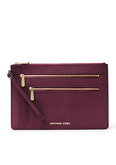 MICHAEL Michael Kors Jet Set Travel XL Triple Zip Clutch