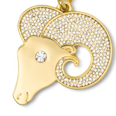 Handbags & Accessories: Michael Michael Kors Handbags & Wallets: Aries MICHAEL Michael Kors Gold-Tone Key Chain