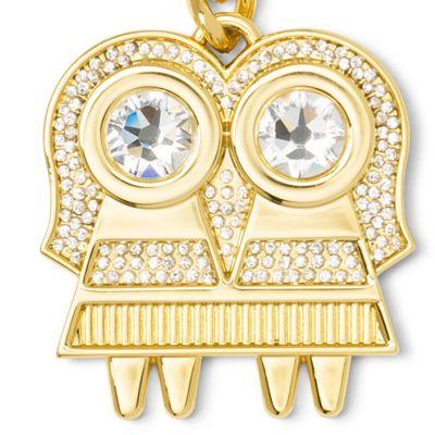 Handbags & Accessories: Michael Michael Kors Handbags & Wallets: Gemini MICHAEL Michael Kors Gold-Tone Key Chain