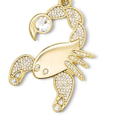 Handbags & Accessories: Michael Michael Kors Handbags & Wallets: Scorpio MICHAEL Michael Kors Gold-Tone Key Chain