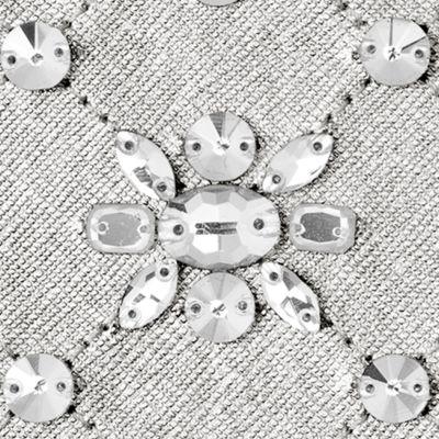 Designer Tech Accessories: Silver MICHAEL Michael Kors Phone cover 6