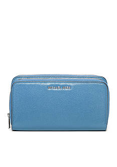 MICHAEL Michael Kors Adele Double Zip Wallet