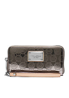 MICHAEL Michael Kors Jet Set Large Coin Multifunction Phone Case Wristlet