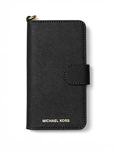 MICHAEL Michael Kors Electronic Leather Folio Phone Case Tab 7