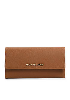 MICHAEL Michael Kors Jet Set Travel Checkbook Wallet