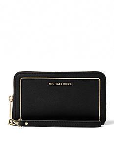 MICHAEL Michael Kors Frame Out Item Large Phone Case