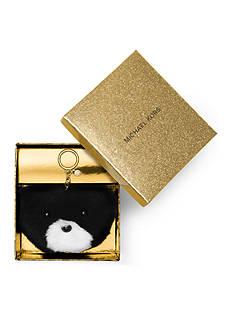 MICHAEL Michael Kors Teddy Bear Pom Pom