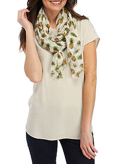 Collection XIIX Pineapple Scarf