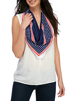 Collection XIIX Stars and Stripes Scarf