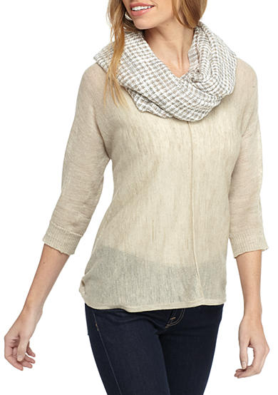Collection XIIX Namaste Slub Loop Scarf