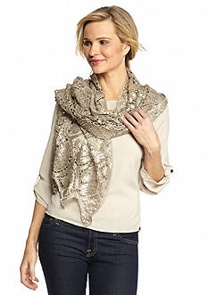 Collection XIIX Luxurious Sequin Wrap