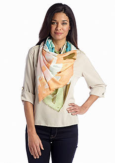 Collection XIIX Abstract Scapes Scarf