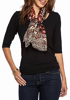 Collection XIIX Tapestry Square Scarf