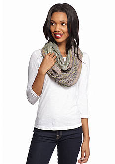 Collection XIIX Textured Infinity Scarf