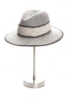 BCBGeneration Tribal Panama Hat
