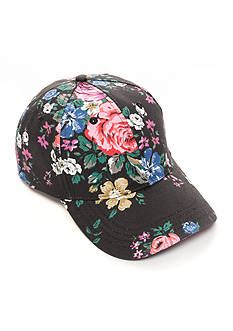BCBGeneration Floral Baseball Hat
