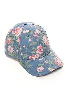 BCBGeneration Floral Baseball Hat