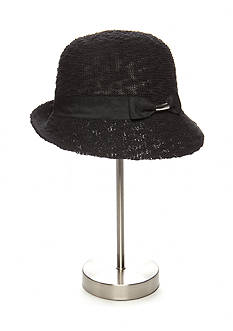 Collection XIIX Expansion Cloche Hat
