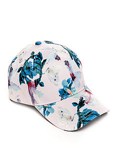 Collection XIIX Tropical Floral Baseball Hat