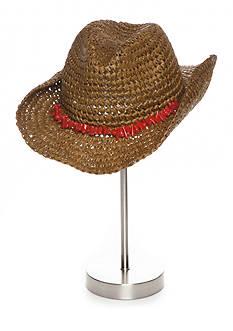 Collection XIIX Crochet Cowboy Hat