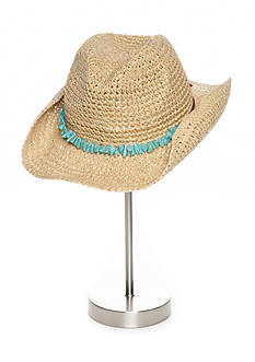 Collection XIIX Crochet Cowboy Hat