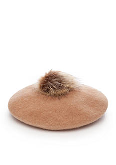Collection XIIX Pom Pom Beret