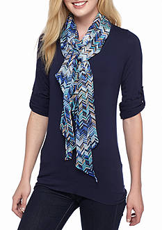 Collection XIIX Life In The Fast Lane Scarf