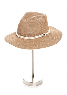 Vince Camuto Rope and Hook Panama Hat