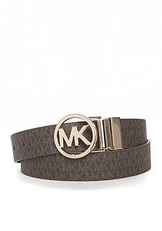 Michael Kors Reversible Logo Buckle Belt