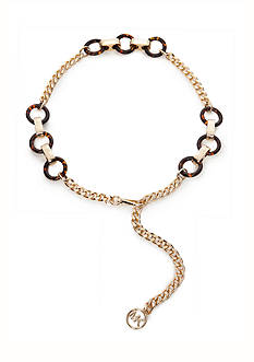 Michael Kors Chain Belt