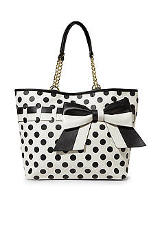Betsey Johnson Gift Me Baby Tote