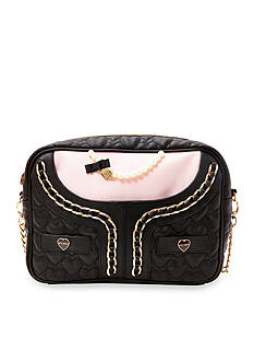Betsey Johnson Be My Baby Jacket Crossbody