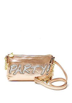 Betsey Johnson Kitsch Light Up Crossbody