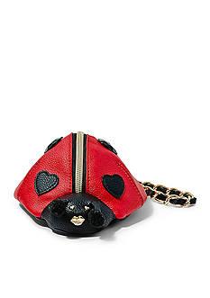 Betsey Johnson Lady Bug Wristlet