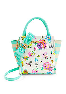 Betsey Johnson Bug a Boo North South Tote