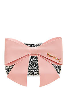 Betsey Johnson Big Bow Chic Large Bow Clutch